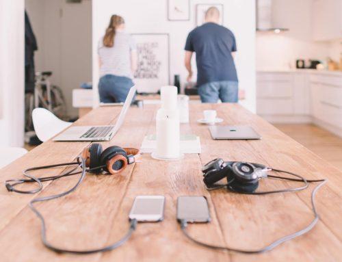 O escritório tradicional é coisa do passado?
